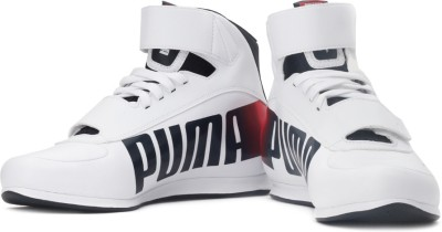 puma bmw high ankle shoes