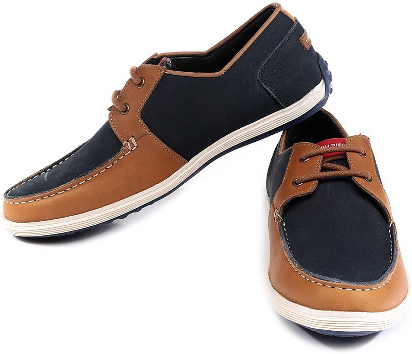 high boat lace up 99f casual shoes available at