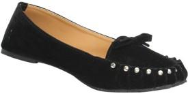 Stylish Step Black Loafers