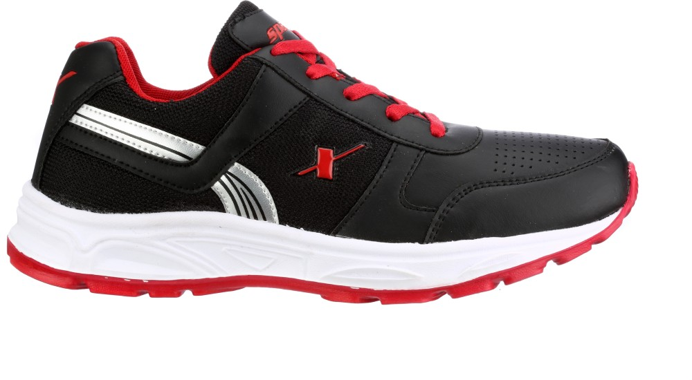 Sparx Running Shoes Black, Red...