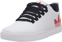 Black Tiger Black Tiger Men's Synthetic Leather Casual Shoes 8061-White-8 Casuals