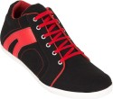 Zovi Black And Red Casuals