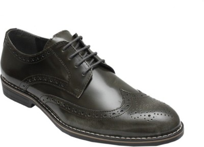 PFC Brogue Lace Up Shoes