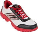 Zovi Red And White Sports With Black Details Running Shoes