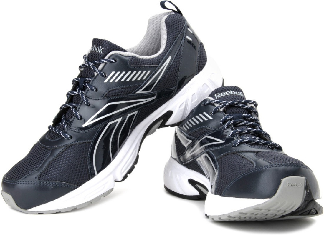 reebok active sport iii lp running shoes buy navy
