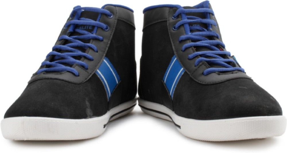 Globalite Straper High Ankle Sneakers