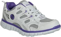 Action Women Sports Shoes Ls-43-White-Purple Running Shoes