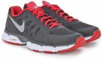 Nike DUAL FUSION TR 6 Running Shoes Black, Red, Silver