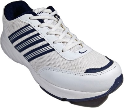 Wbh Htl White Running Shoes