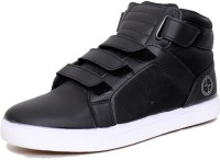 West Code West Code Mens Synthetic Leather Casual Shoes 7080-Black-6 Casuals