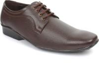 Griffon 821-4004-Brown Lace Up Shoes