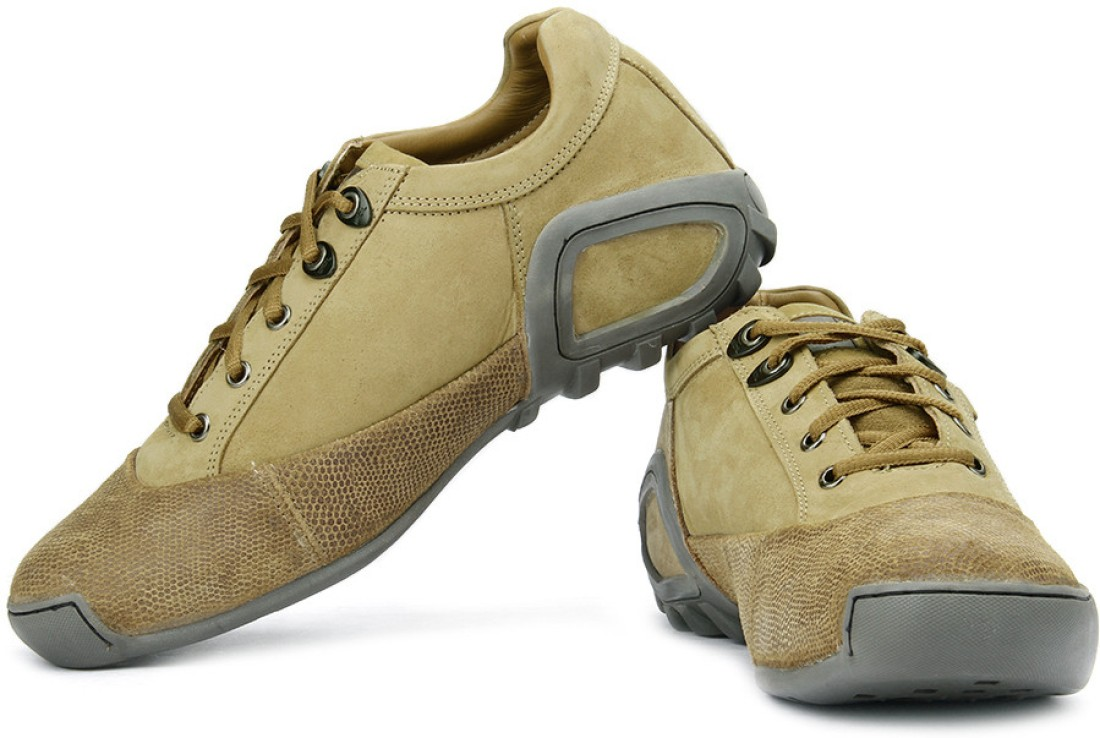 Woodland Outdoors Shoes - Buy Camel Color Woodland ...