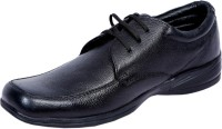Port Men's Black Patent Leather Formal Shoes Lace Up Black