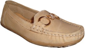 Shoe Mantra Ns-Lfrs-Crm Loafers