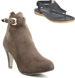 Shuberry Shuberry Combo Boots and Sandals Boots