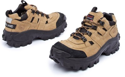 Woodland Natural Trekking Adventurer Outdoor Shoes ...
