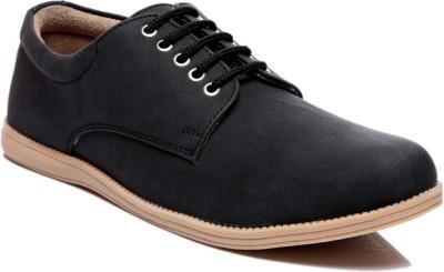 Juandavid 61-Black Casual Shoes