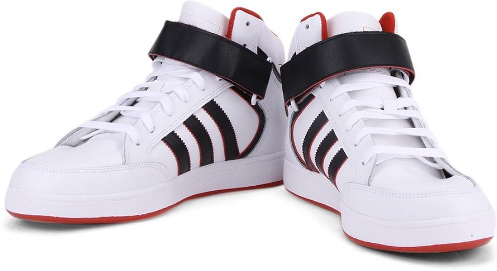 adidas originali con lo skateboard varial metà scarpe