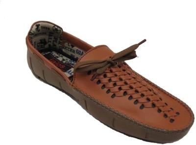 Jajos Embossed Loafers