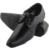 Tashi Black Formal Laced Shoes Lace Up Shoes