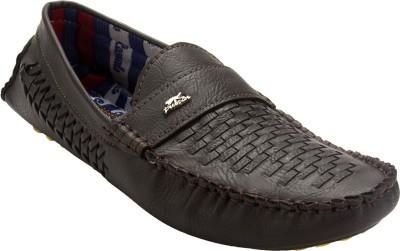 Hansfootnfit Hms105brown Loafers