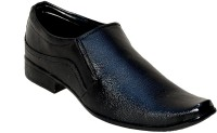 Adam Fit Synthetic-Leather-128 Slip On Shoes