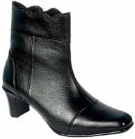 Madames BOOT-105 Boots Black