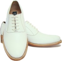 ASM White Lace Up Shoes