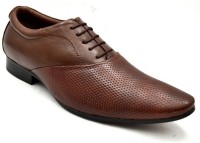 Lippy Brown Lace Up Shoes