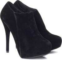 Carlton London High Heel Low Ankle Boots