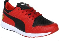 Puma Ferrari PitlaneSFJr Motorsport Shoes Red