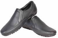 Black Sands Formal Slip On Shoes