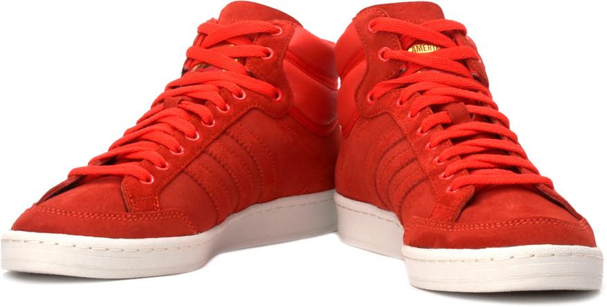 Adidas Originals Americana Hi 88 Mid Ankle Sneakers