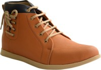 Smoky Tan Men Casuals Shoes