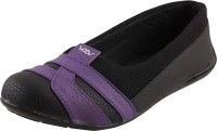 Alexus Women Casual Shoes Black, Purple