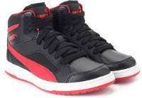Puma Puma Rebound V2 Hi Jr Casual Shoes - SHOEJ6Y389BGPUNW