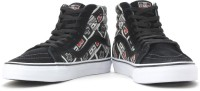VANS SK8-Hi Reissue High Ankle Sneakers Black