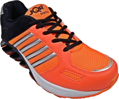 WBH JQR Blade Orange Black Running Shoes