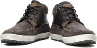 GAS Speed High Ankle Sneakers: Shoe