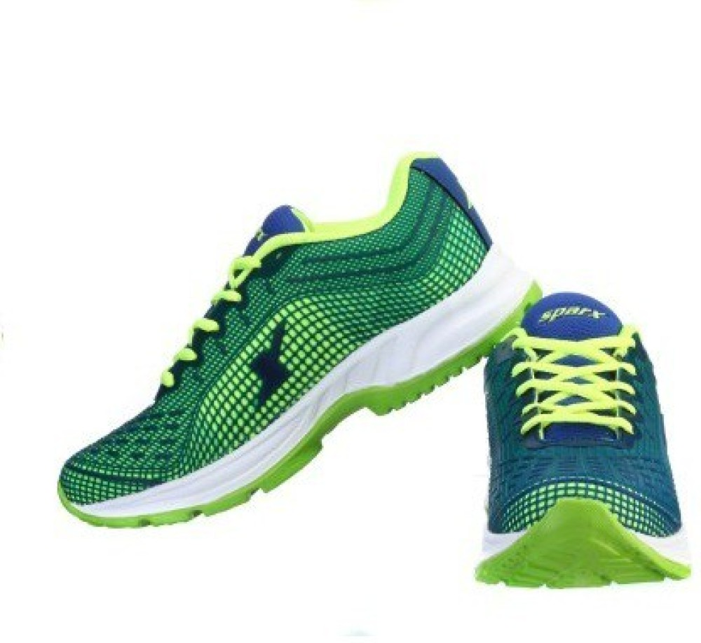 Sparx Running Shoes Blue, Green...