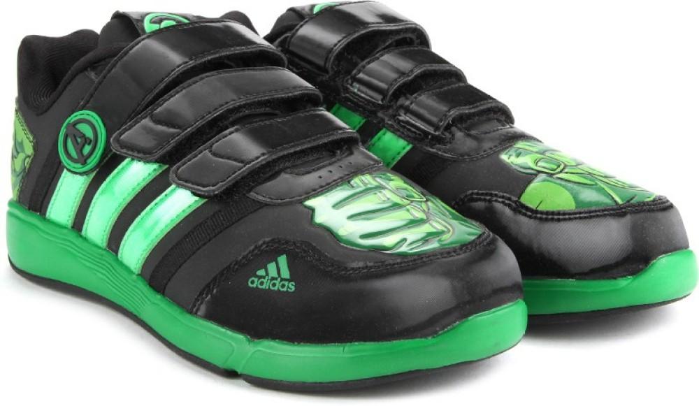 Adidas DY AVENGERS LO CF K Training Black