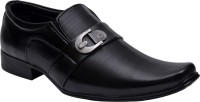 Sir Corbett Laser Shine Slip On Shoes