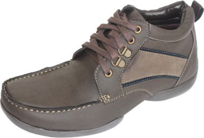 Alleviater Alleviater Leather Shoes For Men Boots