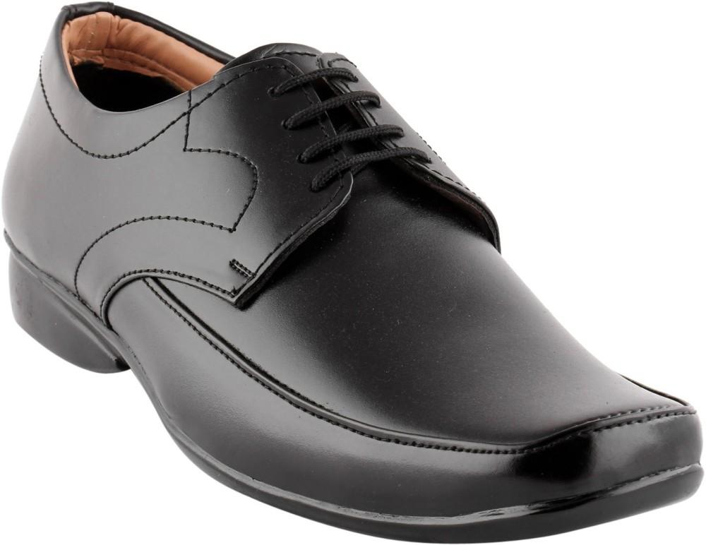 Smart Wood 2504 Blkder Formal Shoe