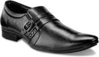 Yepme Men-Black Slip On Shoes