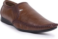 Foot N Style Slip On Brown