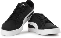 Puma Smash Vulc Men Sneakers Black