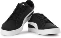 Puma Smash Vulc Men Sneakers Black