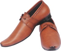 Limerence Albaro Brown Pure Leather Lace Up Shoes