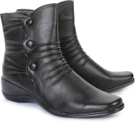 Do Bhai 978-622-Black Boots Boots